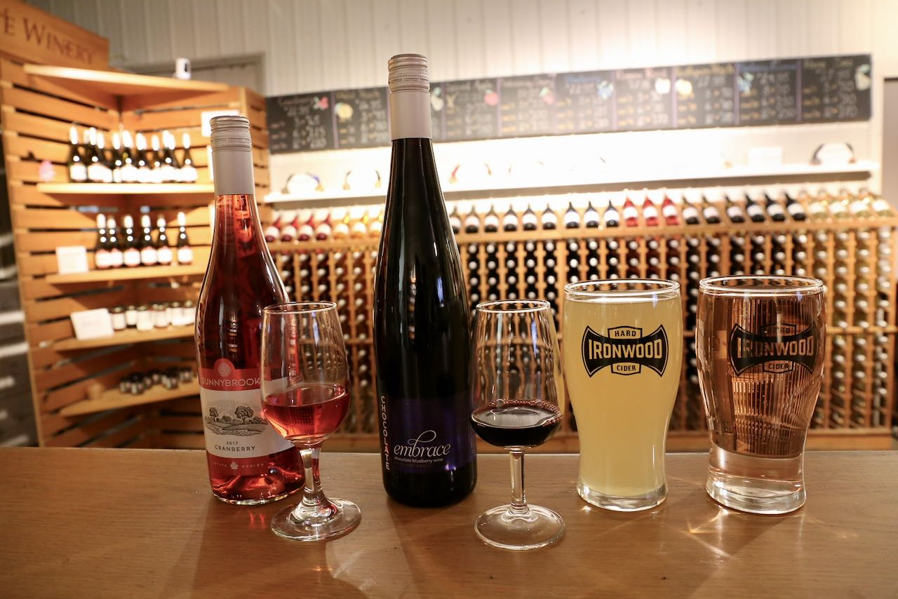 Sunnybrook Farm Estate Winery is Canada's original fruit winery.