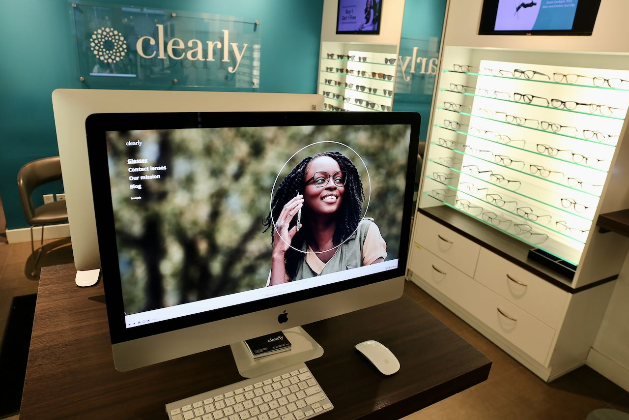 Clearly Toronto: Get an eye exam and purchase affordable prescription glasses on Queen West.