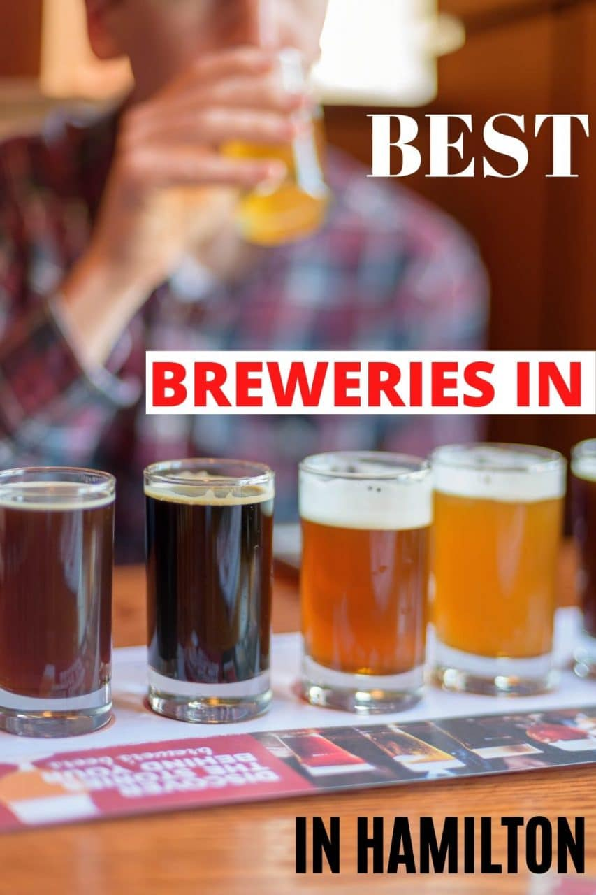 Save our Hamilton Breweries guide to Pinterest!