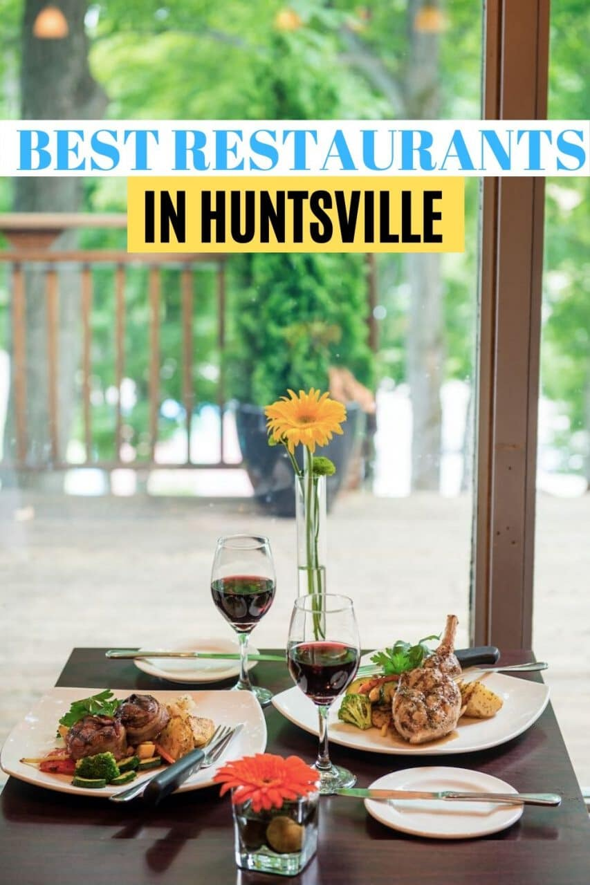 Save our Huntsville Ontario restaurants guide to Pinterest!