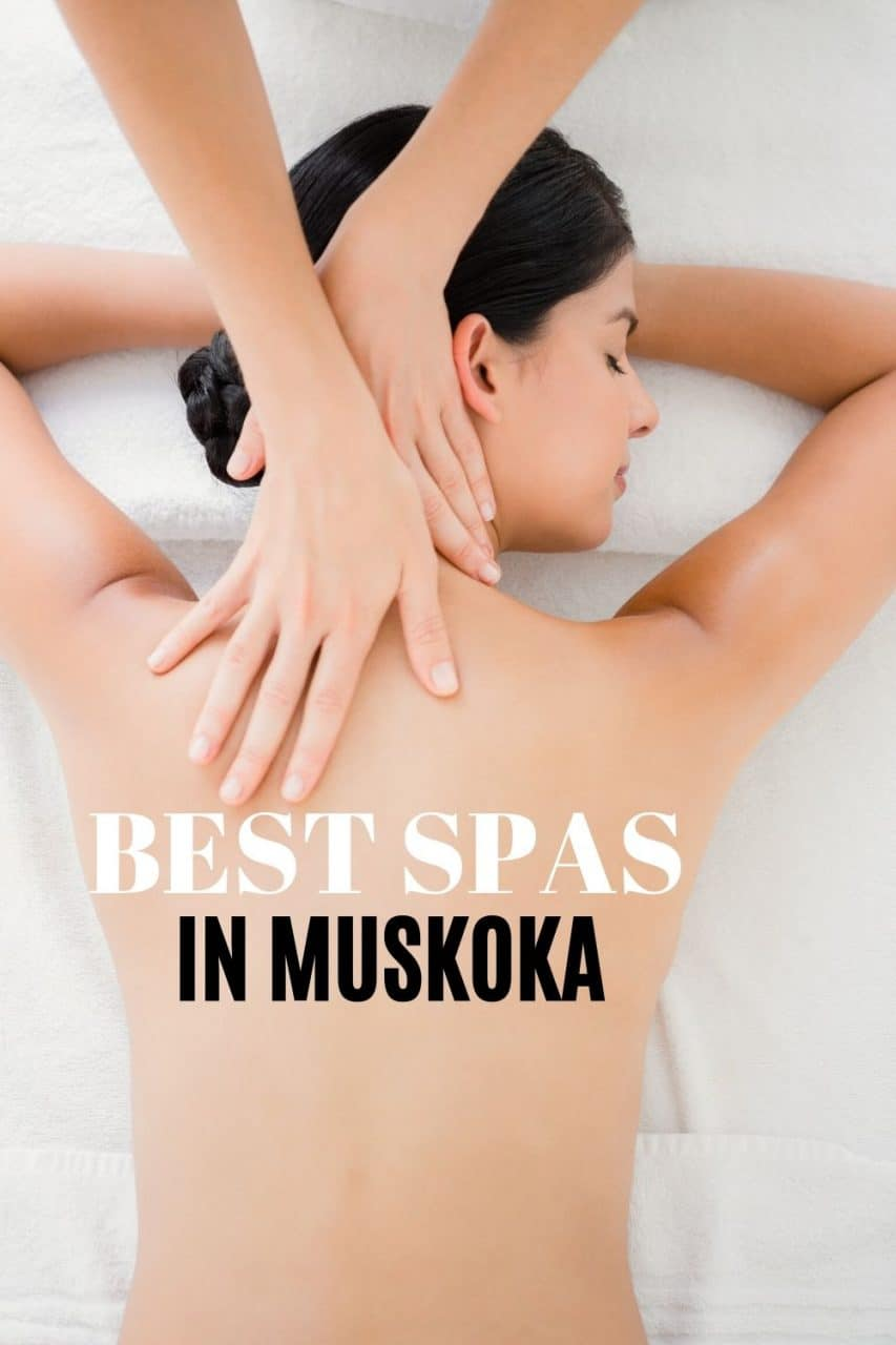 Save our Muskoka Spas guide to Pinterest!