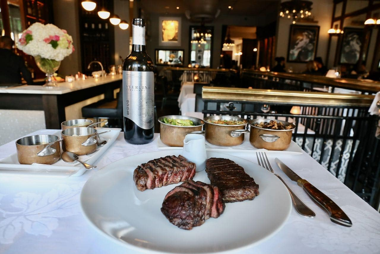 Oliver's is the best steakhouse in downtown Oakville.