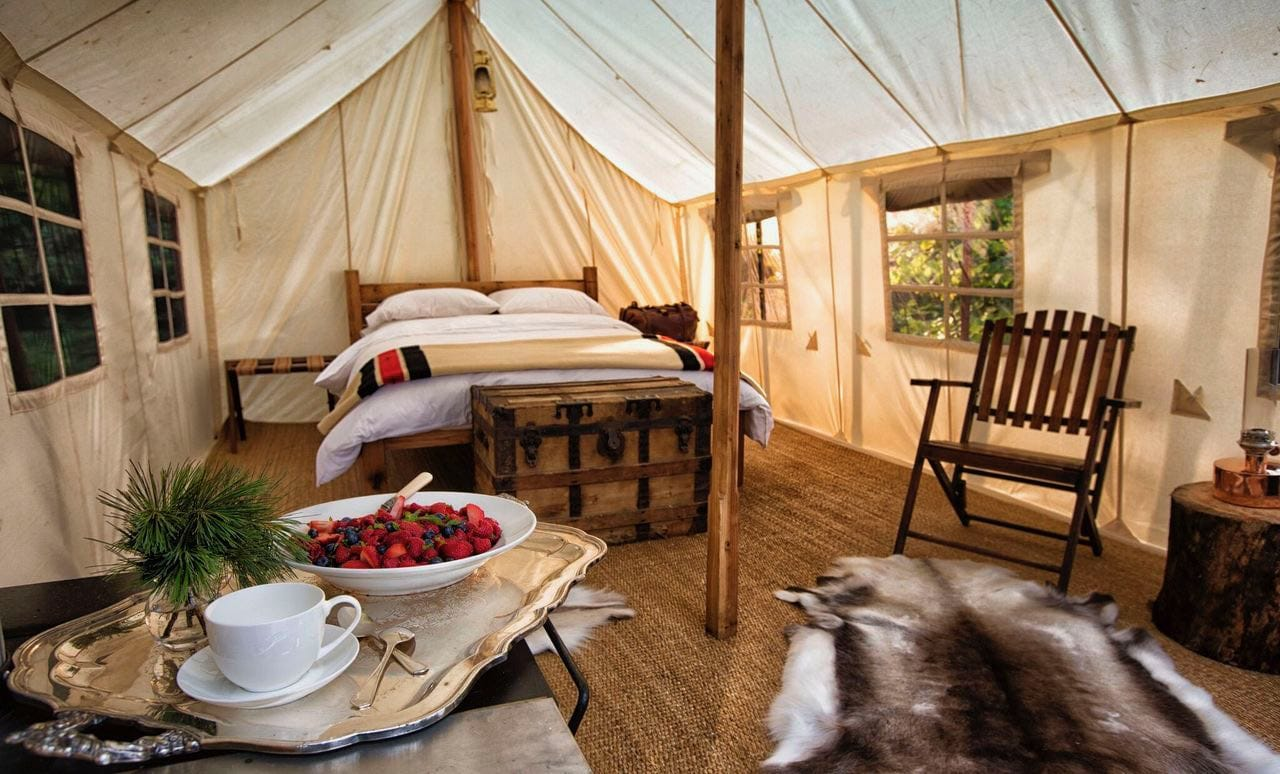 [UPDATED 2020] Glamping in Ontario: Best Luxury Tented Camps