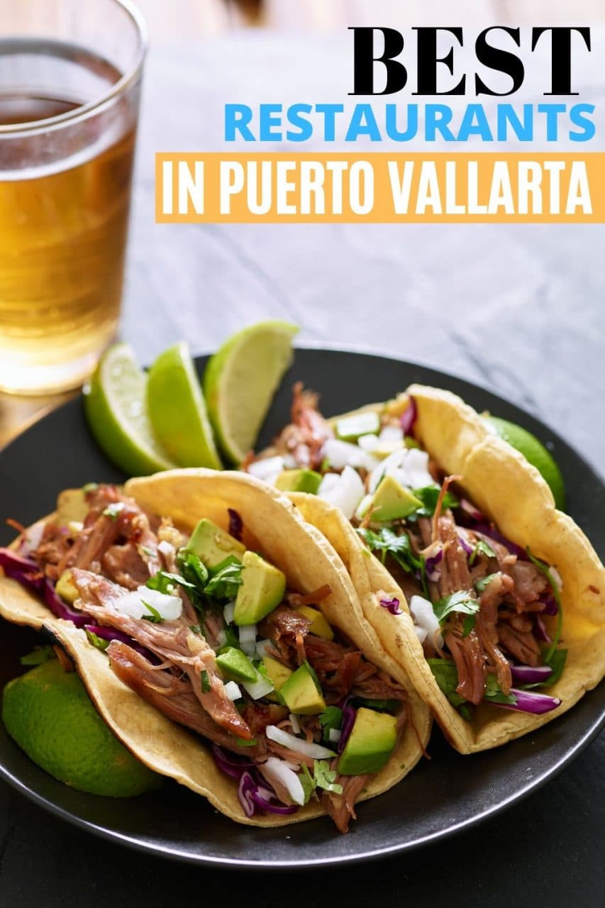 Save our best restaurants in Puerto Vallarta guide to Pinterest!