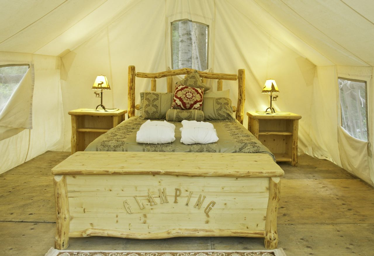 WildExodus launched the first Ontario glamping product in 2009.