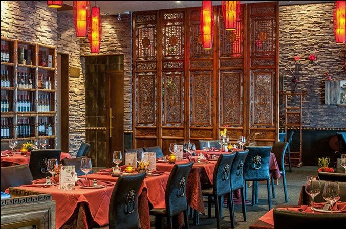 Oakville Restaurants: Cynthia's is our favourite Chinese fine dining concept.