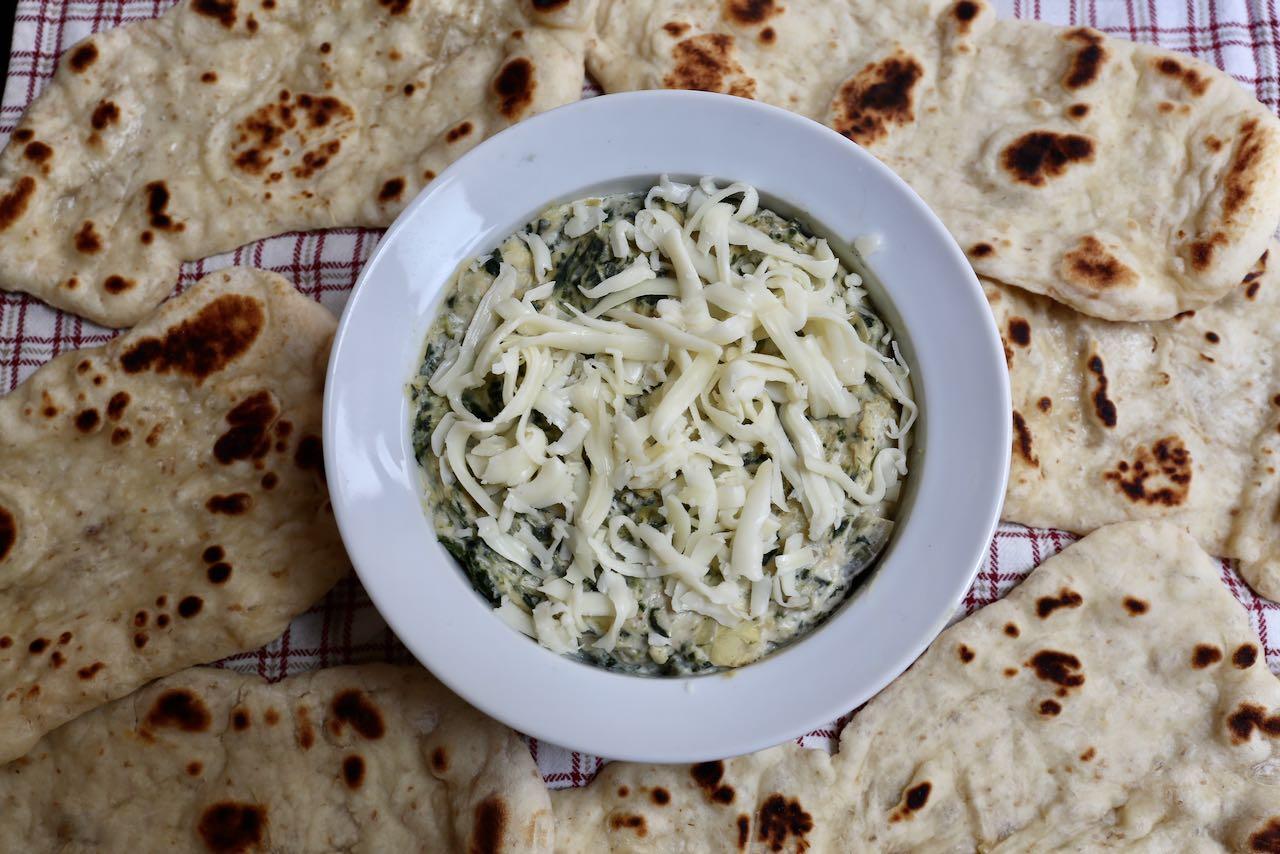 Best Homemade Keto Spinach Dip Recipe