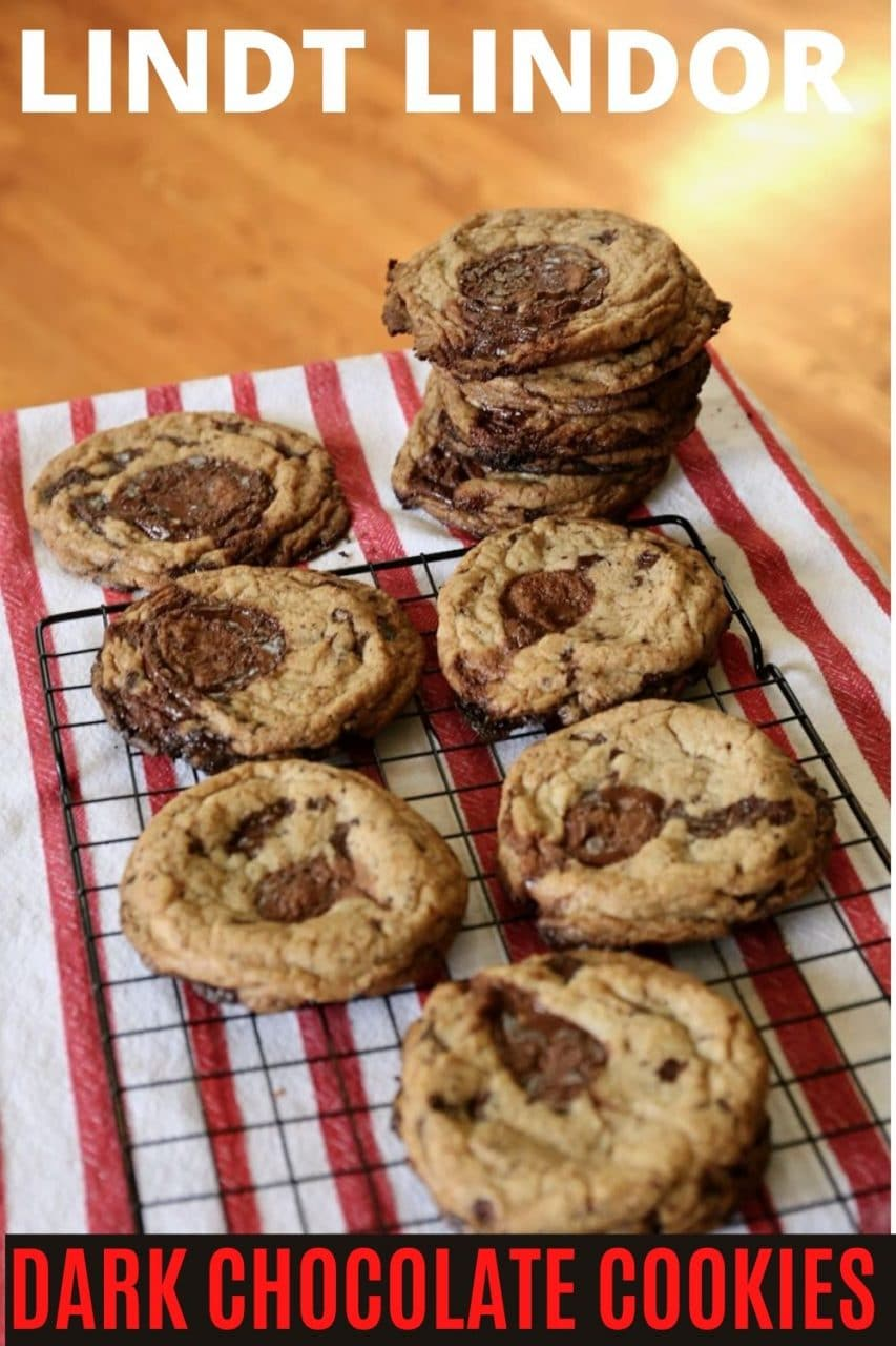 Save our Lindt Lindor Cookies recipe to Pinterest!