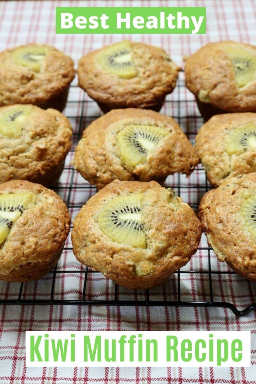 Best Kiwi Muffins