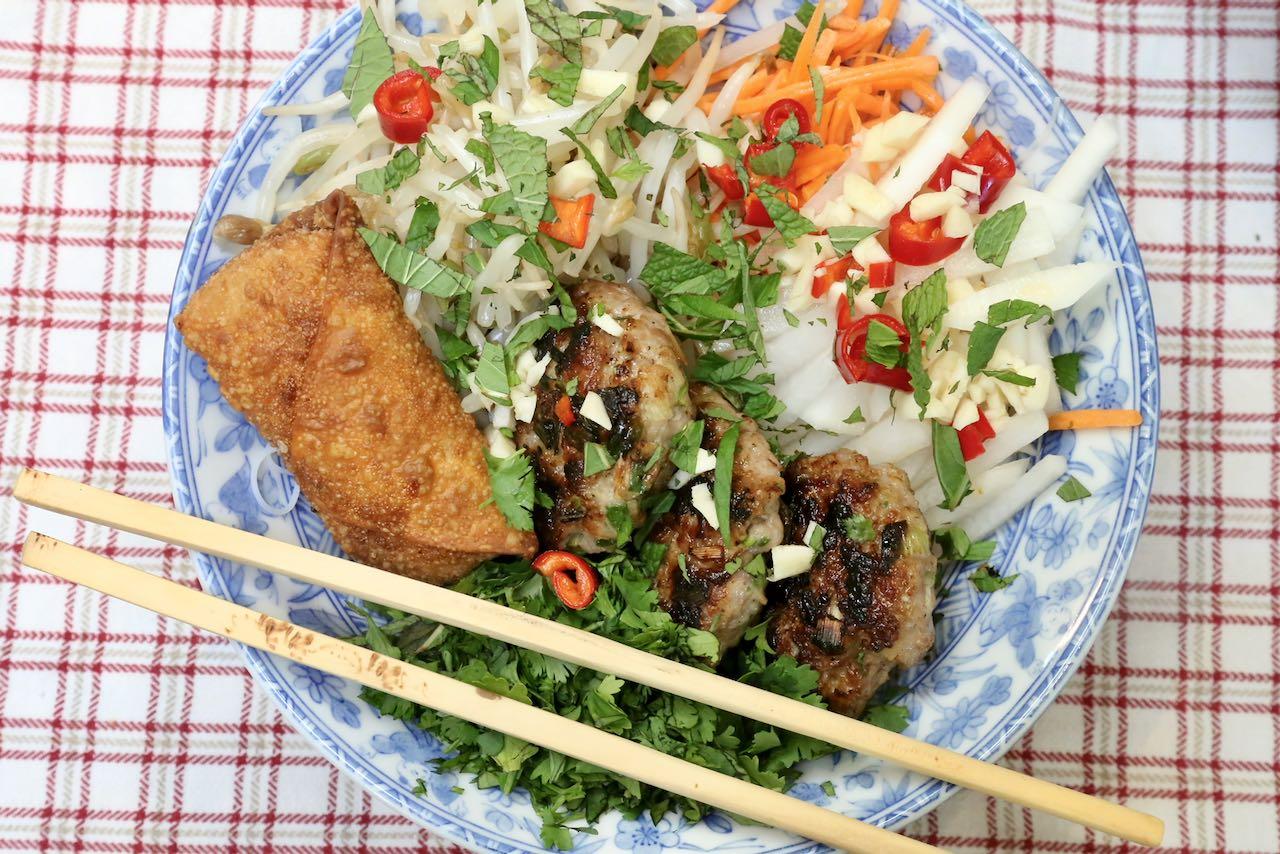 Bun Cha Recipe: Healthy Vietnamese Noodle Bowl