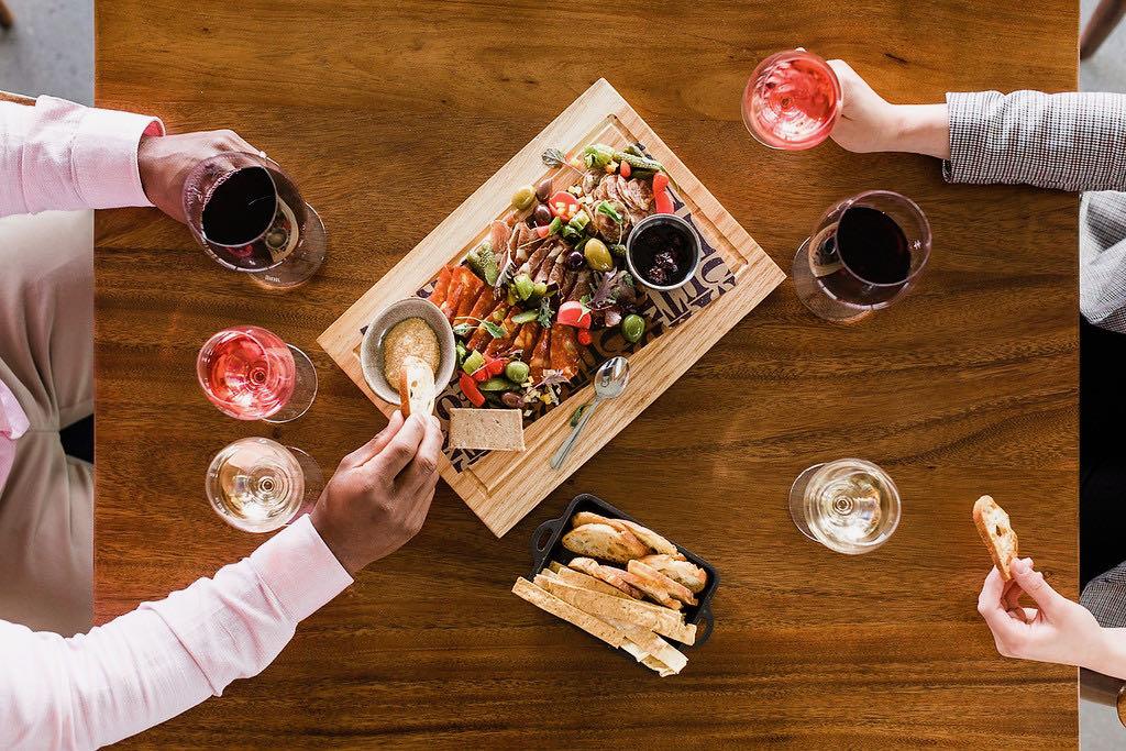 Enjoy a wine tasting at Glenterra Vineyards in the Cowichan Valley.