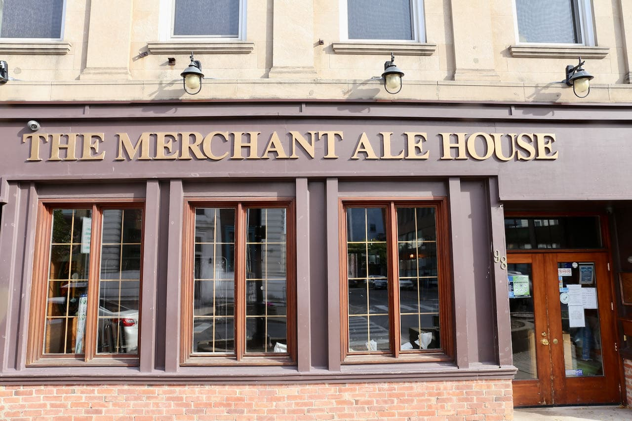 The Merchant Ale House in downtown St. Catherines offers food and drink for craft beer lovers.