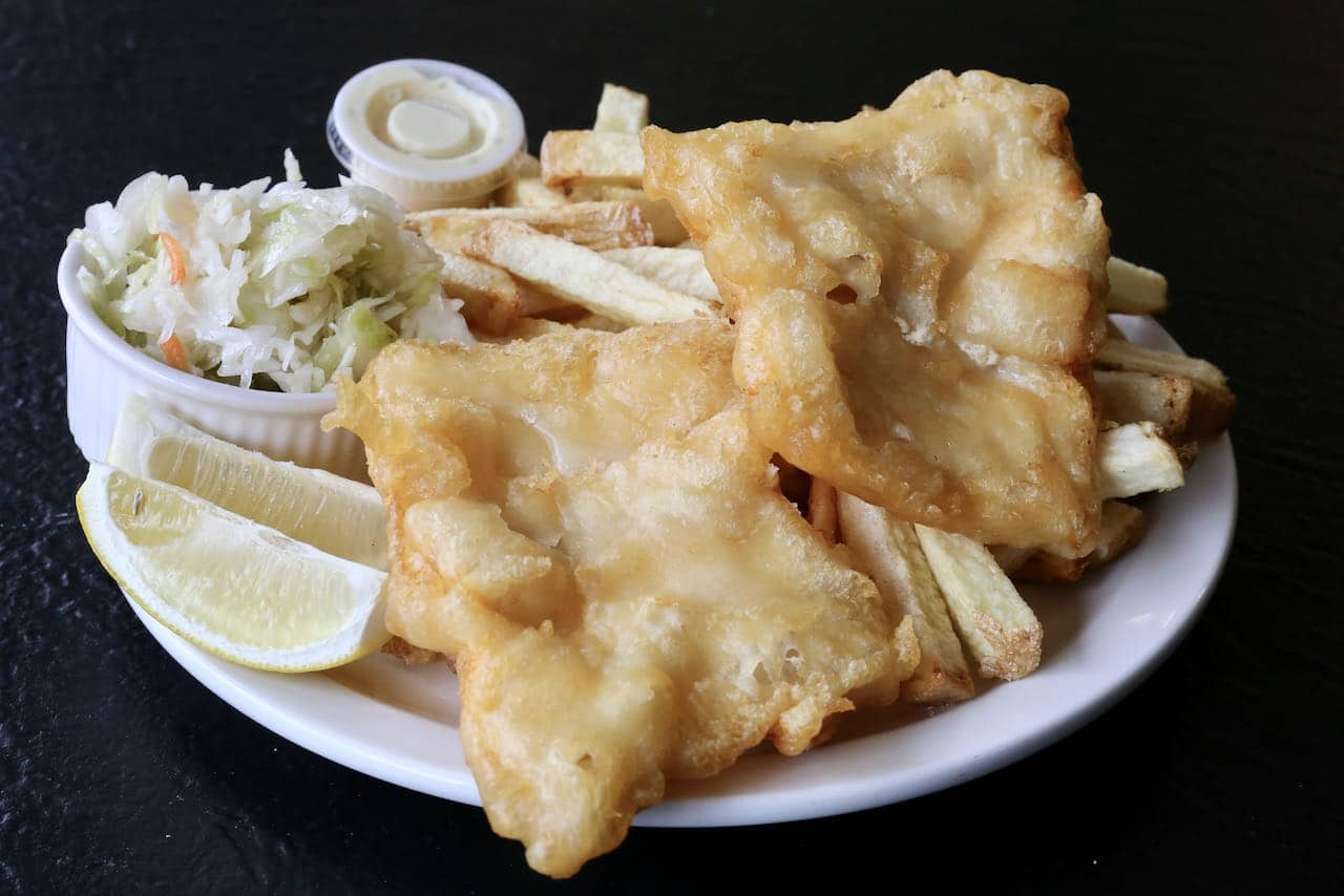 Momma's Fish & Chips is a cheap and cheerful take out spot for fried seafood lovers.