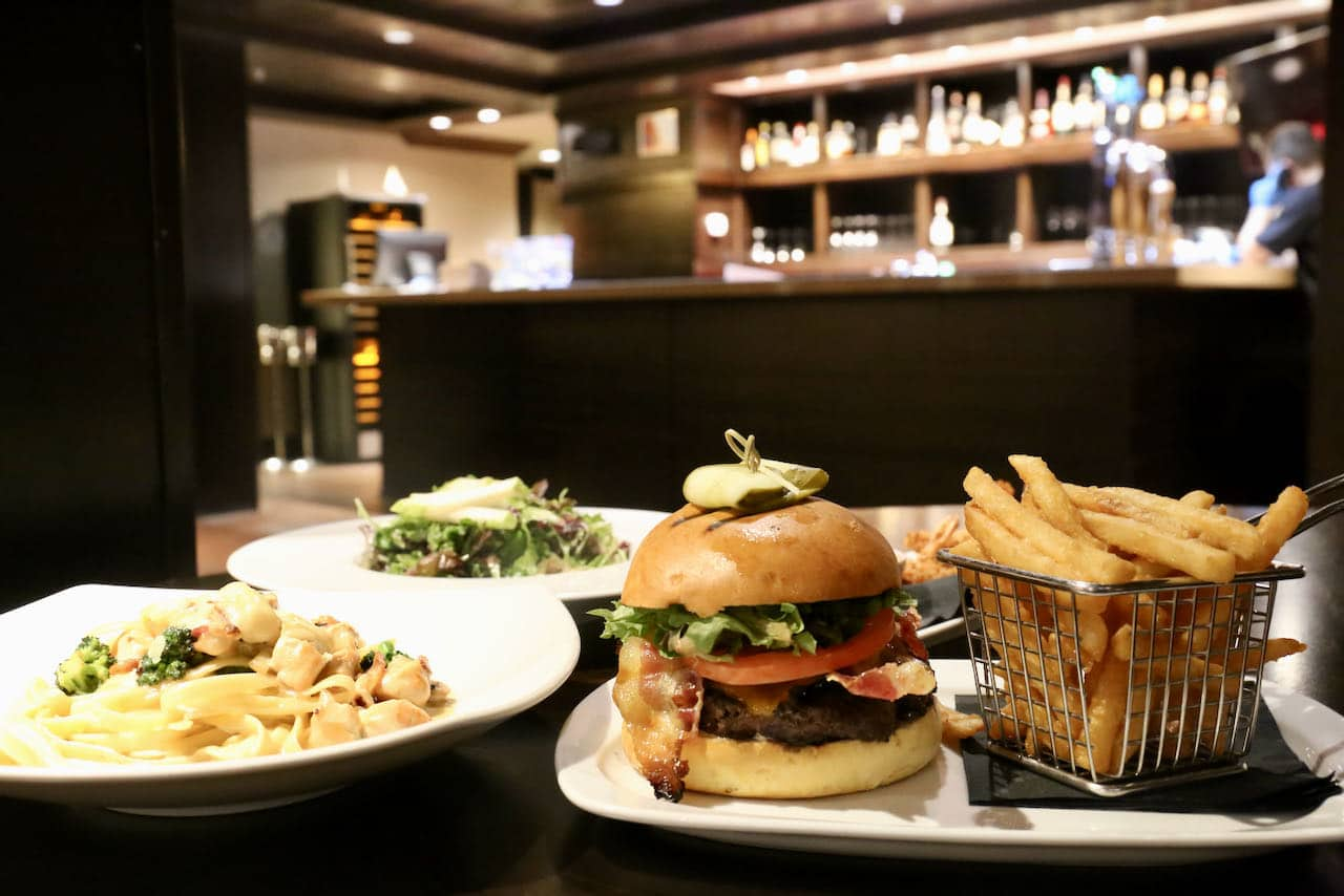 Touchstone Grill is located within Touchstone Resort, perched over Lake Muskoka in Bracebridge.