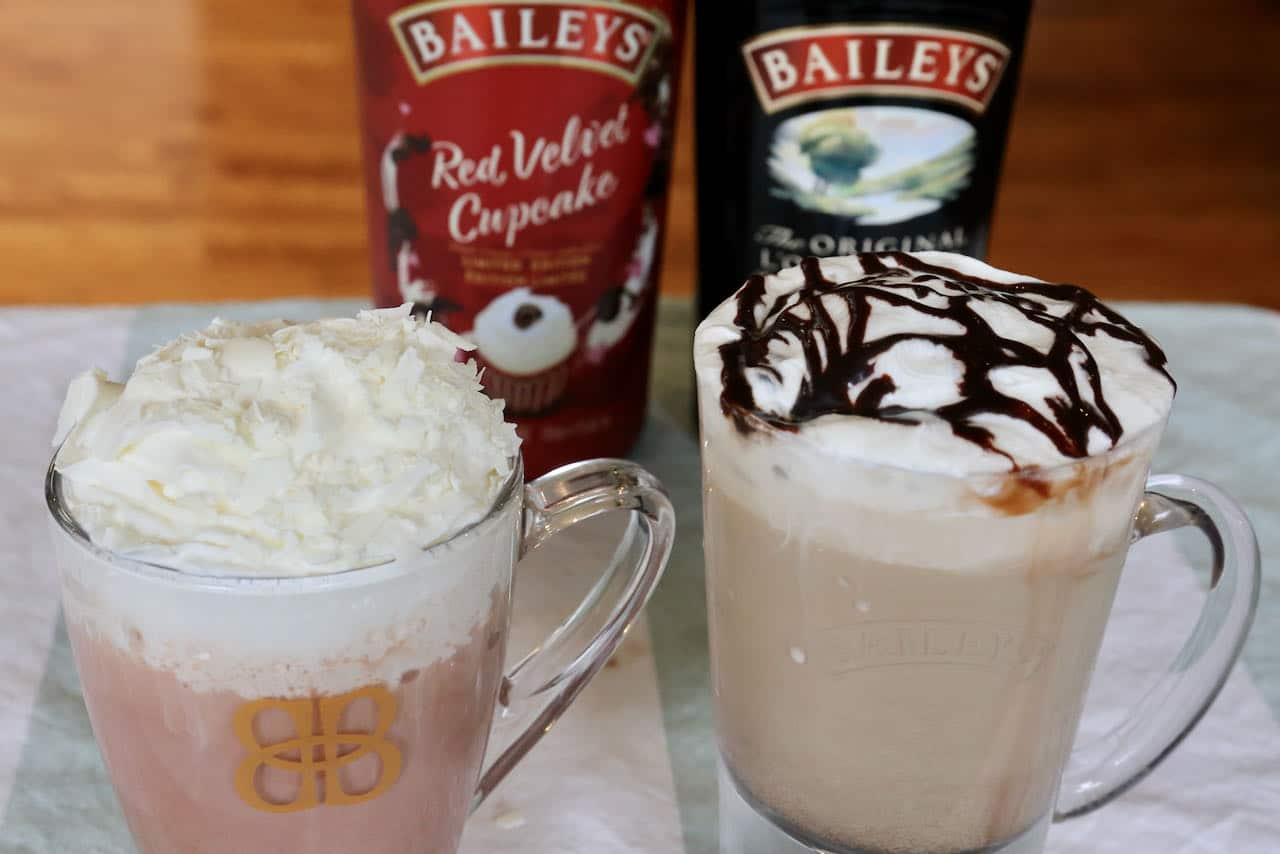 You've now learned how to make the best Baileys Iced Coffee!
