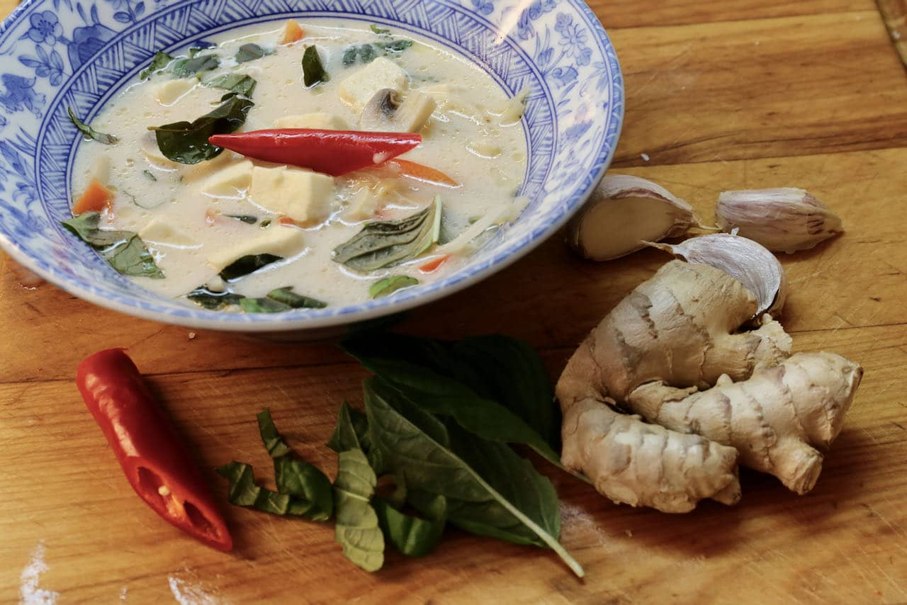 Serve our easy Paneer Soup recipe at a vegetarian or Indian-themed dinner party for a crowd.