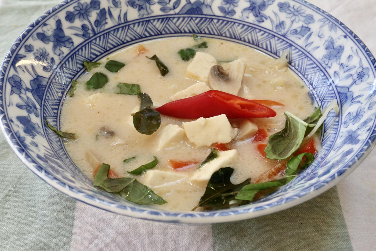 Paneer Soup is a quick & easy recipe featuring Indian cheese and fresh vegetables.