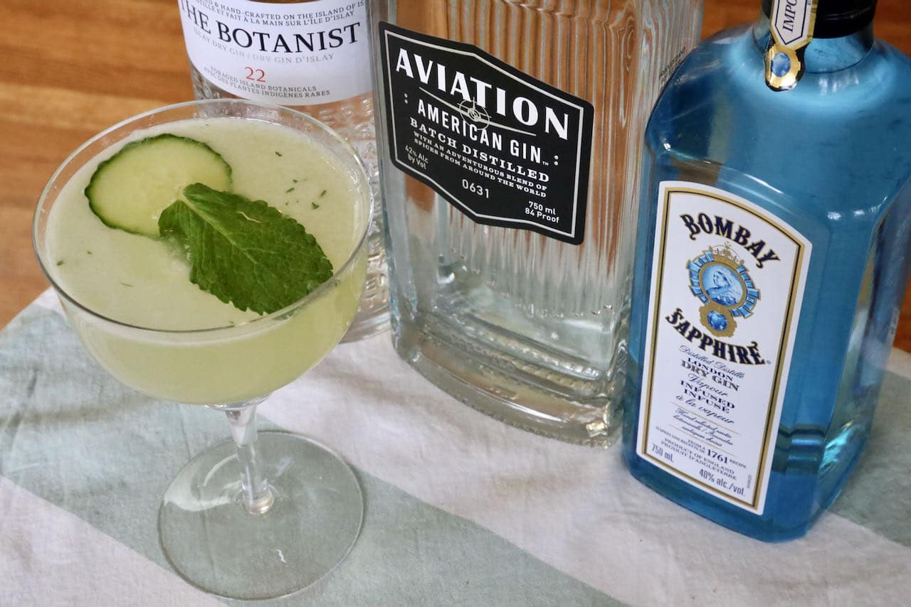 Now you're an expert on how to make a classic Eastside Cocktail!