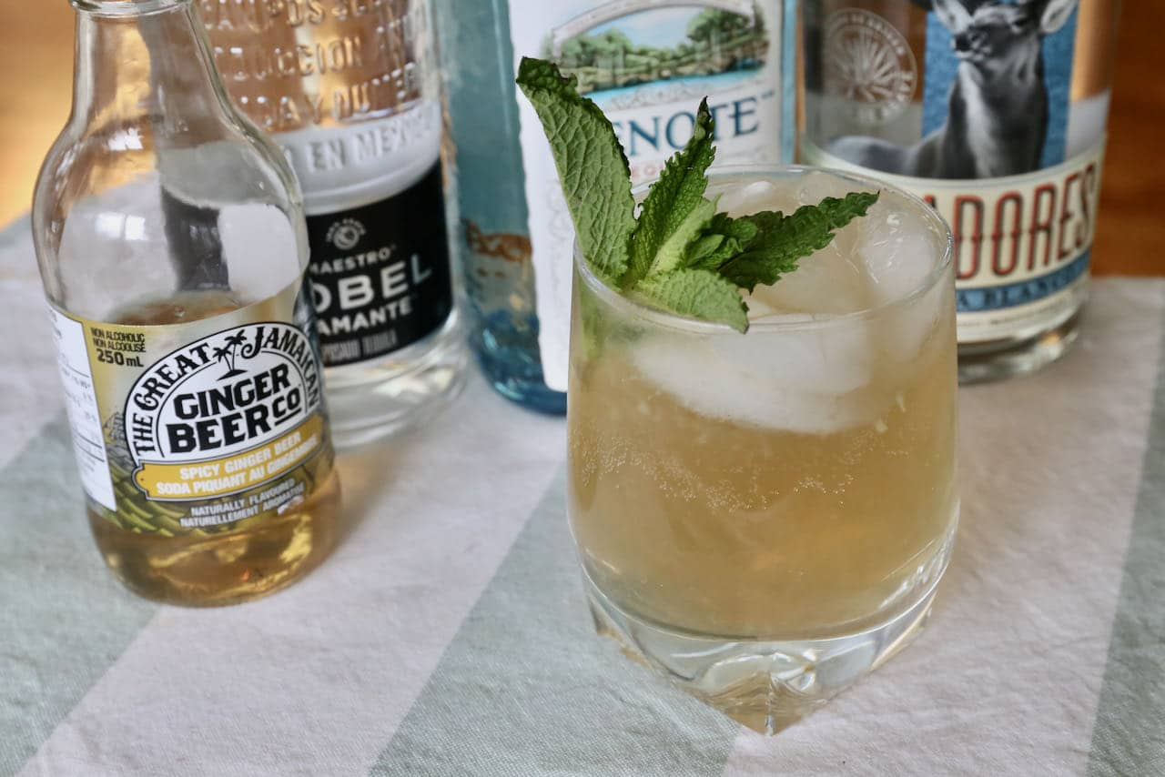 Now you're an expert on how to make the best Mexican Mule cocktail!