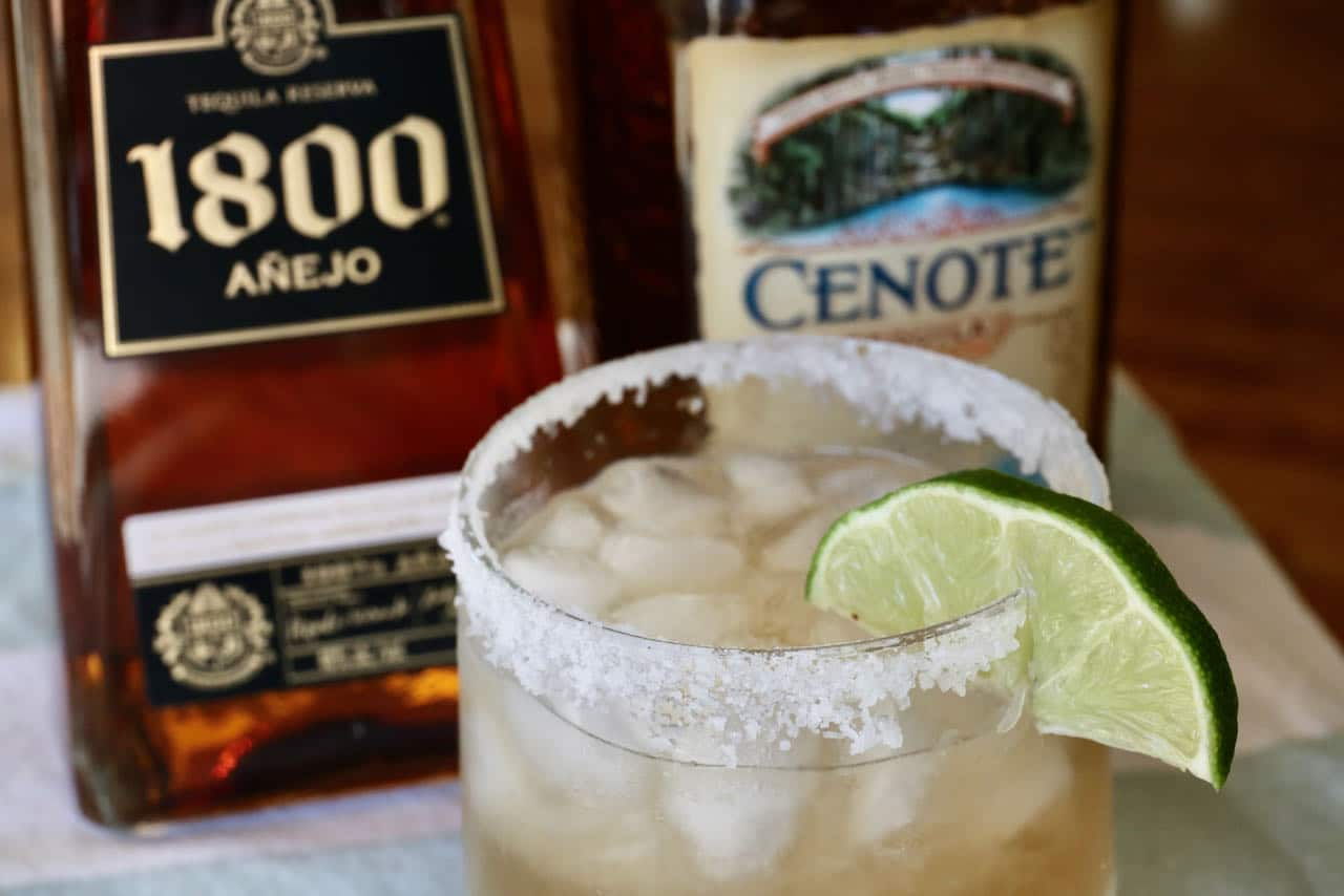 Tommy's Margarita Cocktail Drink Recipe