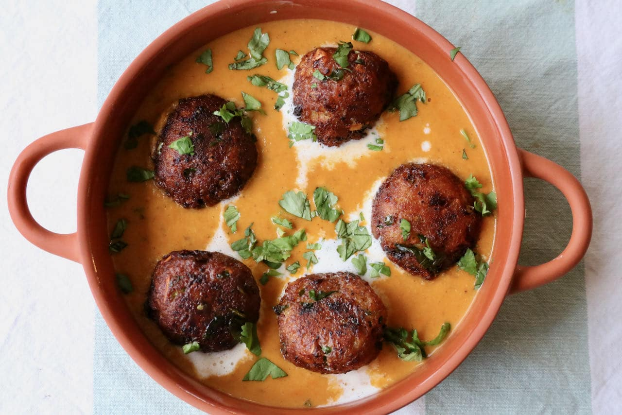 Healthy Vegetarian Malai Kofta Recipe