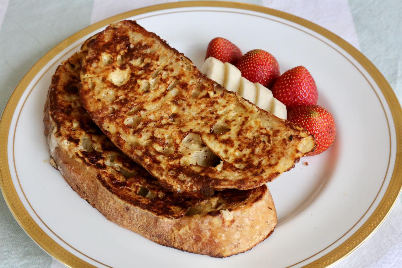 Best Homemade Sourdough French Toast Recipe