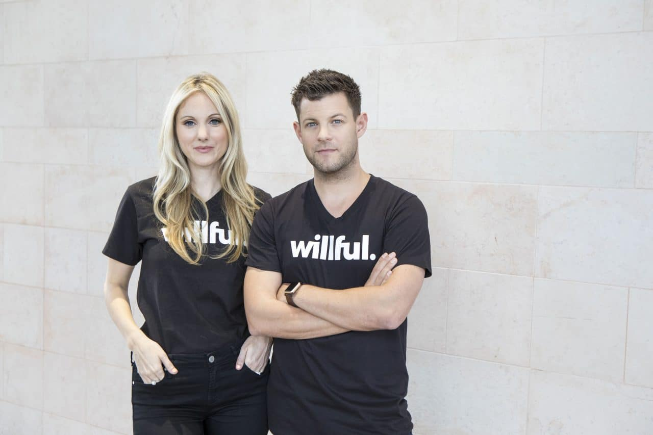 Erin Bury and Kevin Oulds are the founders of Willful, offering Canadian online wills to residents in 8 provinces.