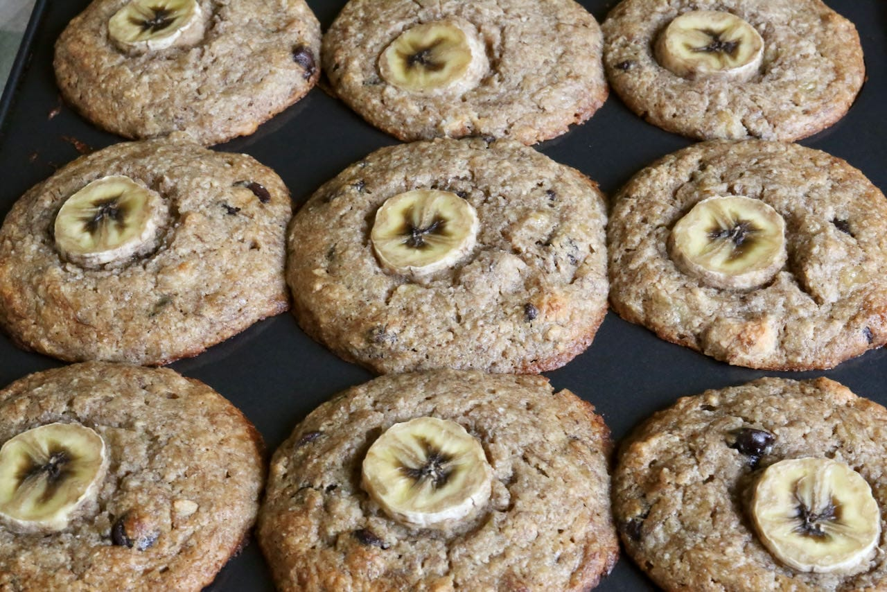 Freeze Buckwheat Banana Muffins for up to 3 months or store in the fridge for a week.