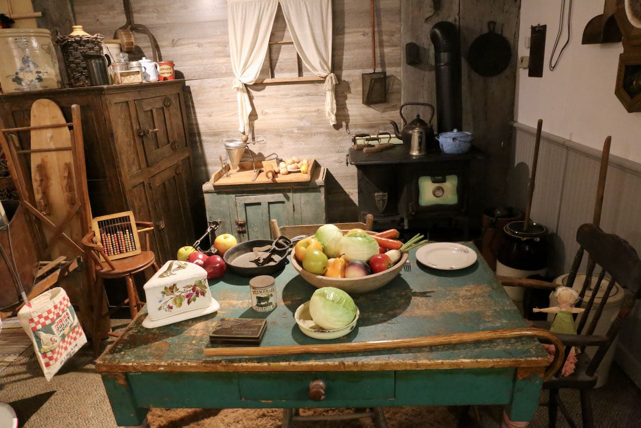 Travel back in time at the Ingersoll Cheese Museum.