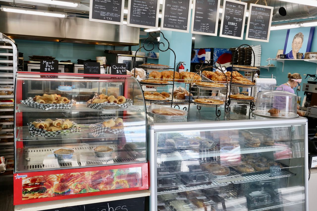 Wilkie's Bakery sells Orillia's best butter tarts.