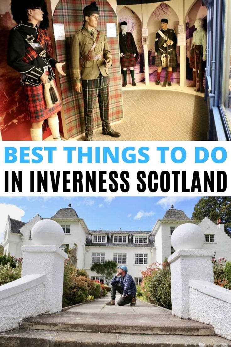 Save our Best Things To Do In Inverness Scotland guide to Pinterest!