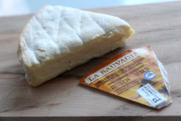 La Sauvagine Cheese From Queebc