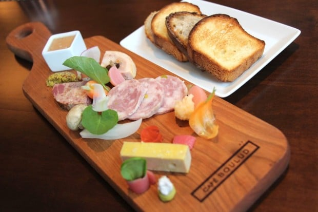 Cafe Boulud at Four Seasons Hotel Toronto