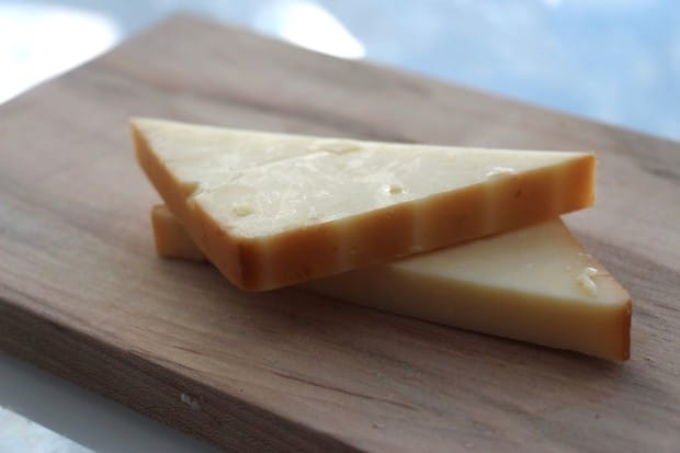 Applewood Smoked Cheddar From PEI