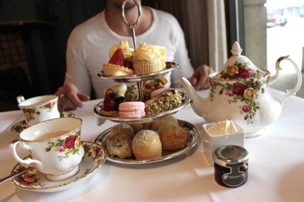 Afternoon Tea at The Park Hyatt Toronto