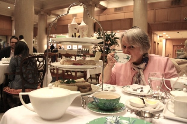 Afternoon Tea at The King Edward Hotel in Toronto