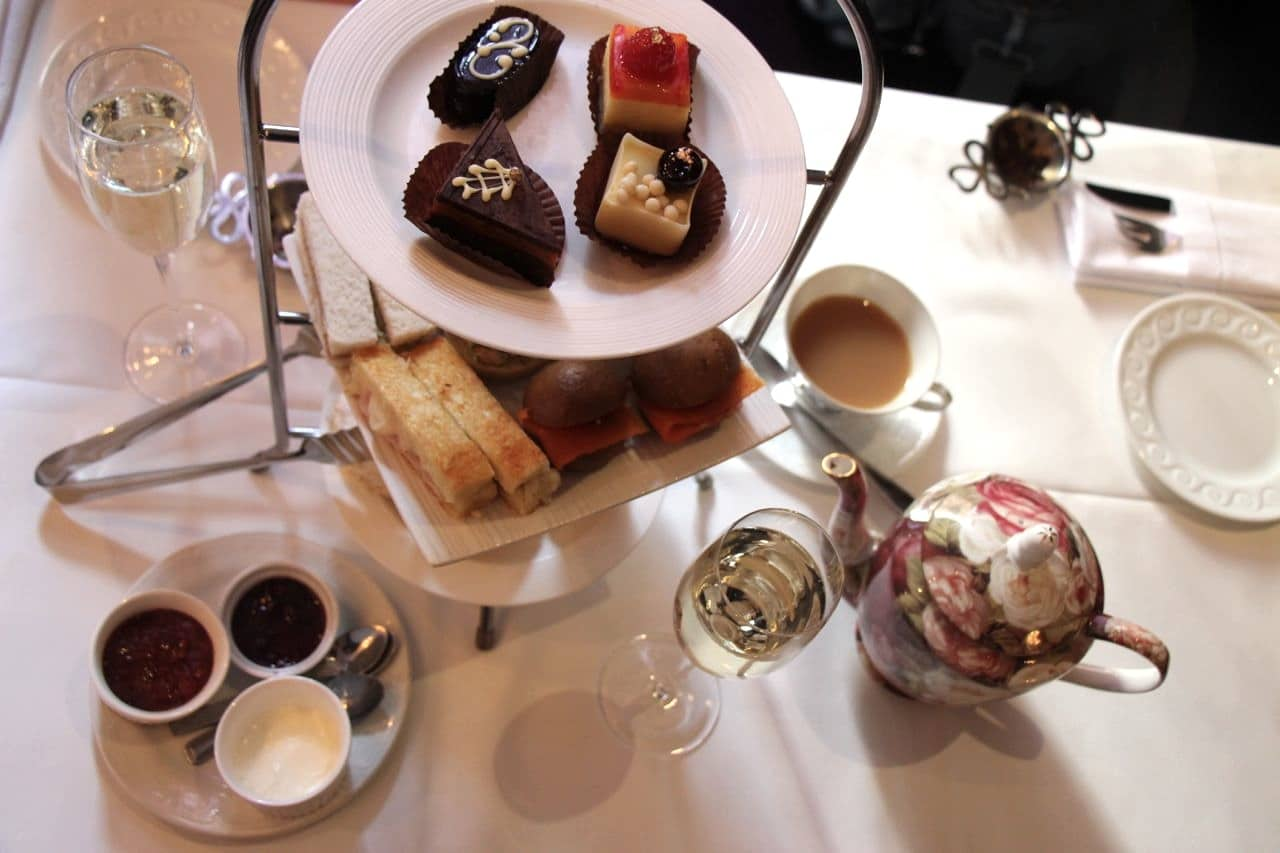 Windsor Arms Hotel has a tradition of serving Afternoon Tea in Yorkville.