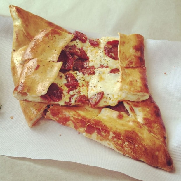 Turkish Pizza Pide in Toronto